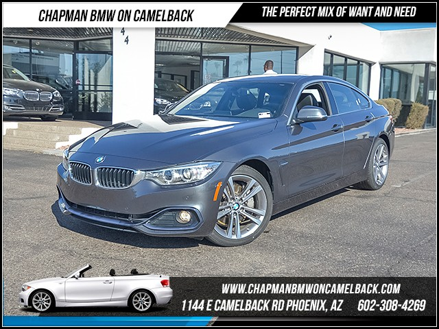 2017 BMW 4-Series 440i Gran Coupe 9084 miles 6023852286 Chapman BMW on Camelback CPO Sales