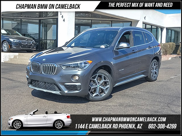 2017 BMW X1 sDrive28i 7734 miles 6023852286 Chapman BMW on Camelback CPO Sales Event Over