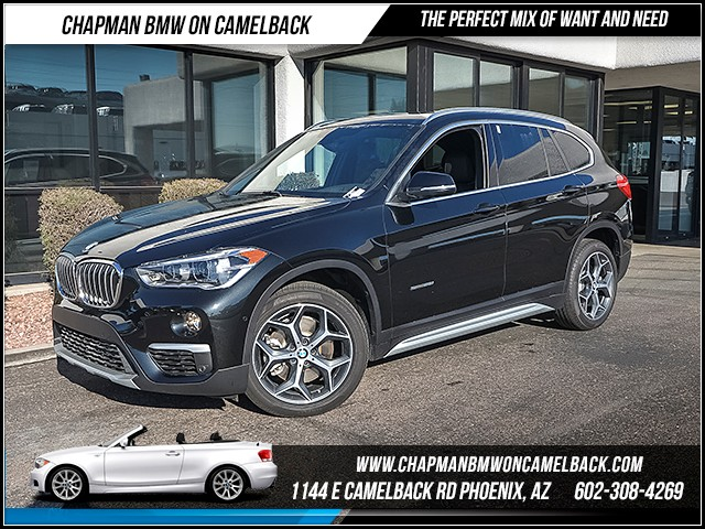 2017 BMW X1 sDrive28i 7814 miles 6023852286 Chapman BMW on Camelback CPO Sales Event Over