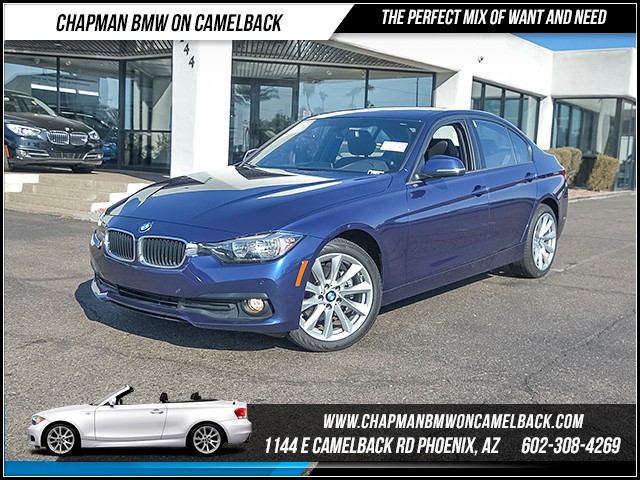 2017 BMW 3-Series Sdn 320i xDrive 10051 miles 6023852286 Chapman BMW on Camelback CPO Sales