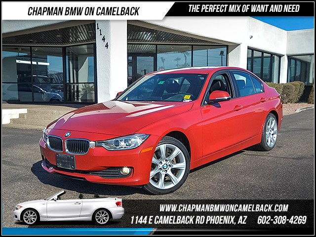 2014 BMW 3-Series Sdn 320i xDrive 37208 miles Sport Package Lighting Package Phone hands free