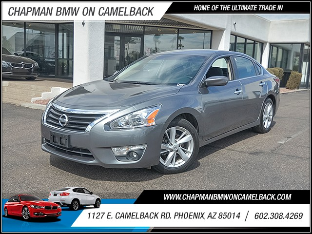 2015 Nissan Altima 25 SV 32807 miles Chapman Value Center on Camelback is specializing in late m