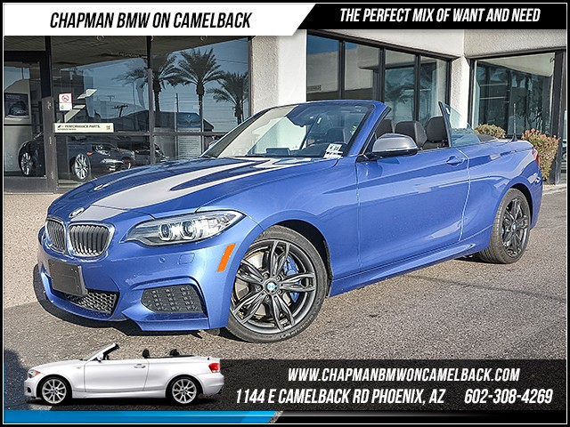 2017 BMW 2-Series M240i xDrive 8730 miles 6023852286 Chapman BMW on Camelback CPO Sales Eve