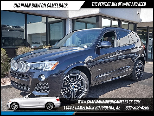 2017 BMW X3 sDrive28i 8544 miles M Sport Package Technology Package Premium Package 3 Driving