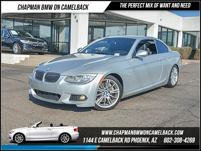 2011 BMW 3-Series Conv 335i 51094 miles 6023852286 Chapman BMW on Camelback CPO Sales Event