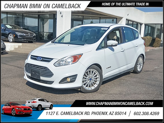 2015 Ford C-MAX Hybrid SEL 30722 miles Chapman Value Center on Camelback is specializing in late