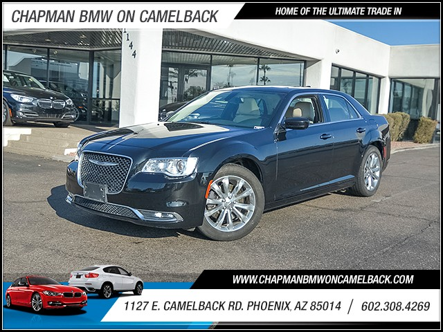 2016 Chrysler 300 Limited 42504 miles Chapman Value Center on Camelback is specializing in late m