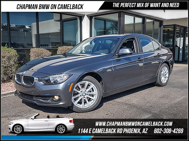 2017 BMW 3-Series Sdn 320i 10261 miles 6023852286 Chapman BMW on Camelback CPO Sales Event