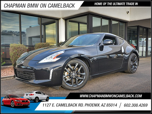 2016 Nissan 370Z 15540 miles Wireless data link Bluetooth Cruise control Power door locks 2-st