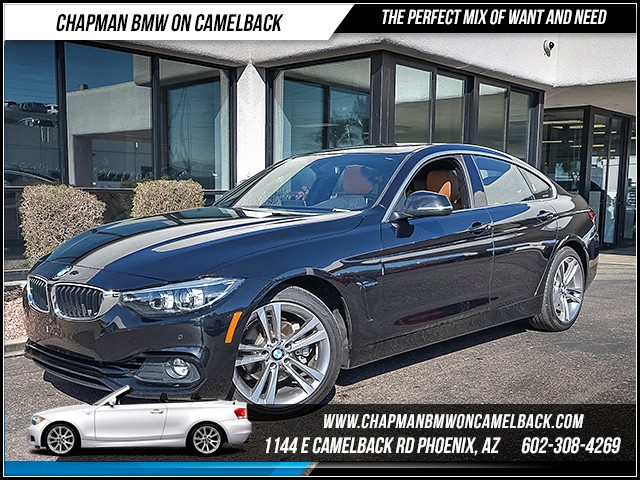 2018 BMW 4-Series 430i Gran Coupe 8162 miles 6023852286 Chapman BMW on Camelback CPO Sales