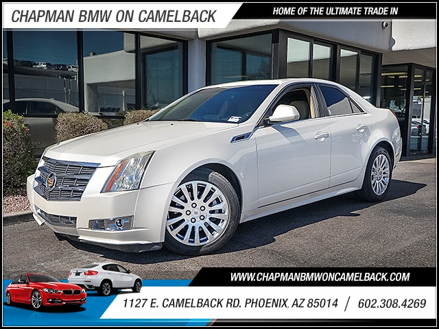 2011 Cadillac CTS 36L Premium 49431 miles Phone hands free Wireless data link Bluetooth Phone
