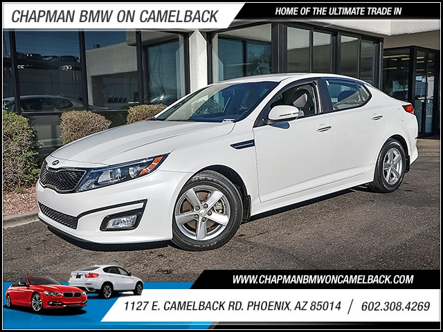 2015 Kia Optima LX 28305 miles Chapman Value Center on Camelback is specializing in late model cl