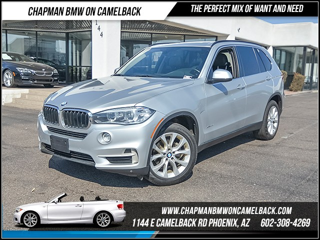 2016 BMW X5 xDrive35i 43472 miles 6023852286 Chapman BMW on Camelback CPO Sales Event Ove