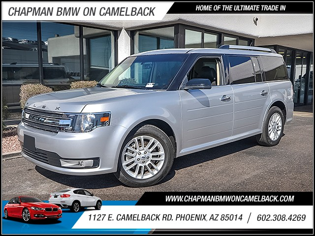 2016 Ford Flex SEL 38513 miles Chapman Value Center on Camelback is specializing in late model cl