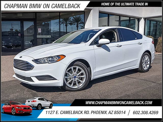 2017 Ford Fusion SE 20907 miles Chapman Value Center on Camelback is specializing in late model c