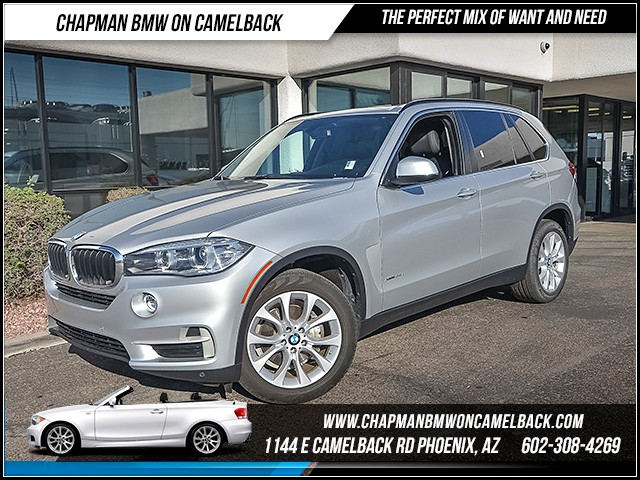 2016 BMW X5 xDrive35i 40988 miles Heated front seats Driver assistance app roadside assistance