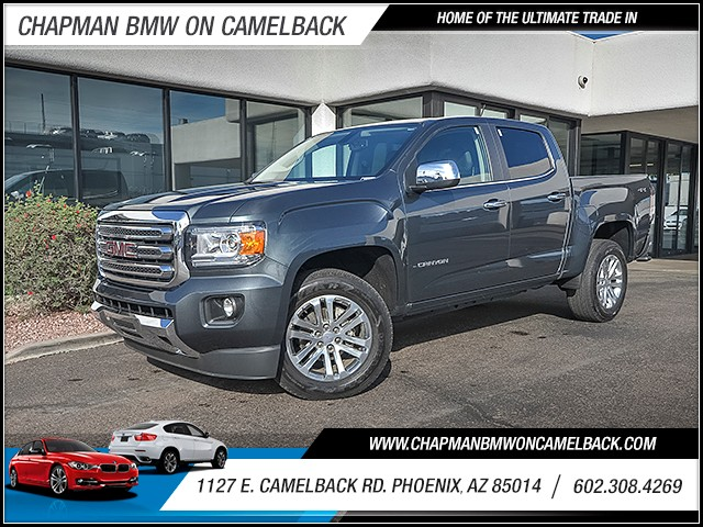 2015 GMC Canyon SLT Crew Cab 30102 miles Huge Black Friday Sales Event Over 500 preowned vehic