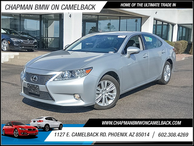 2014 Lexus ES 350 37141 miles Wireless data link Bluetooth Phone voice operated Cruise control