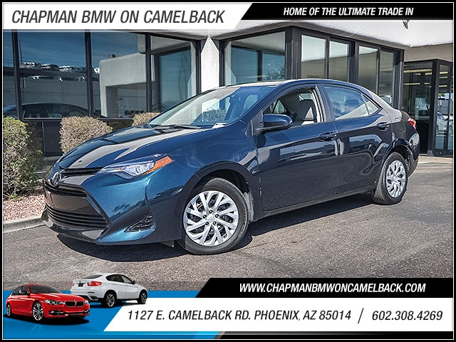 2017 Toyota Corolla LE 22368 miles Wireless data link Bluetooth Phone hands free Cruise control