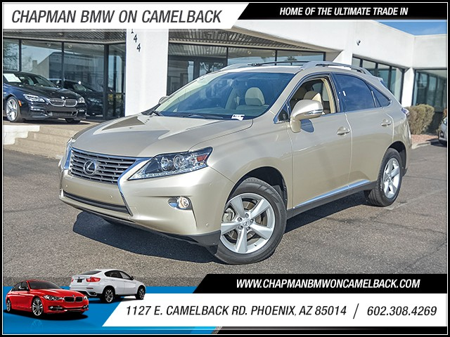 2015 Lexus RX 350 41031 miles Wireless data link Bluetooth Cruise control 2-stage unlocking doo