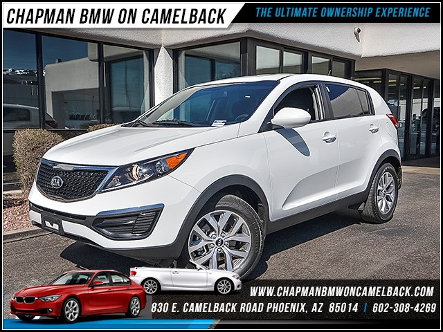 2016 Kia Sportage LX 16622 miles Chapman Value Center on Camelback is specializing in late model