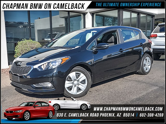 2016 Kia Forte5 LX 3534 miles Chapman Value Center on Camelback is specializing in late model cle