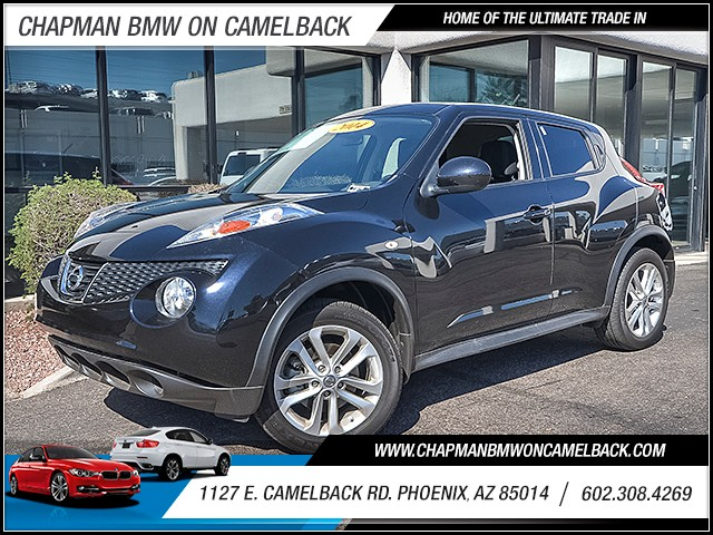 2014 Nissan JUKE S 23150 miles Chapman Value Center on Camelback is specializing in late model cl