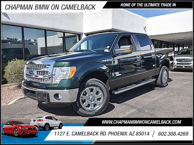 2014 Ford F-150 Lariat Crew Cab 24297 miles 6023852286 Chapman Value Center in Phoenix speci