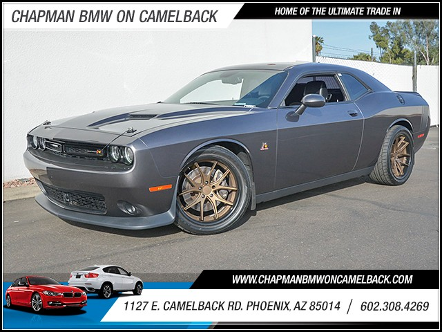 2015 Dodge Challenger RT Scat Pack 32511 miles Huge Black Friday Sales Event Over 500 preowne