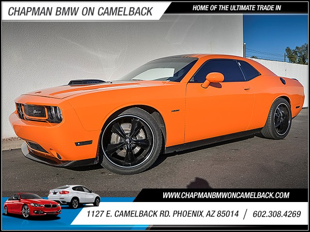 2014 Dodge Challenger RT Shaker Package 22508 miles 6023852286 Chapman Value Center in Phoe