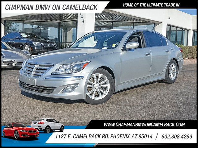 2013 Hyundai Genesis 38L 37190 miles Wireless data link Bluetooth Cruise control Anti-theft sy