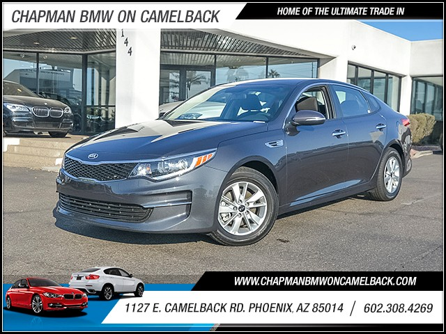 2016 Kia Optima LX 10996 miles Chapman Value Center on Camelback is specializing in late model cl