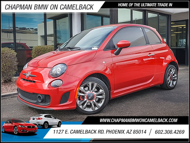 2015 FIAT 500 Turbo 28812 miles Chapman Value Center on Camelback is specializing in late model c