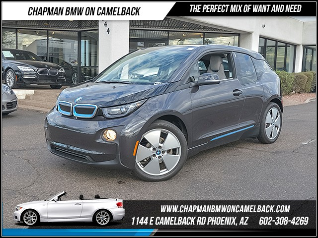 2015 BMW i3 18894 miles Mega World Wireless data link Bluetooth Phone hands free Cruise contro
