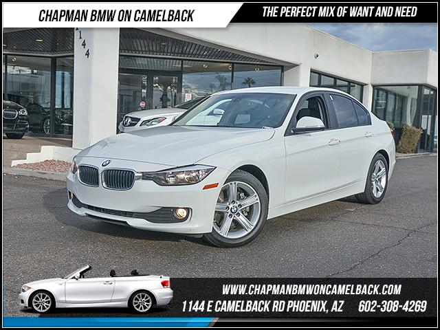 2014 BMW 3-Series Sdn 320i 35721 miles 6023852286 Chapman BMW on Camelback CPO Sales Event