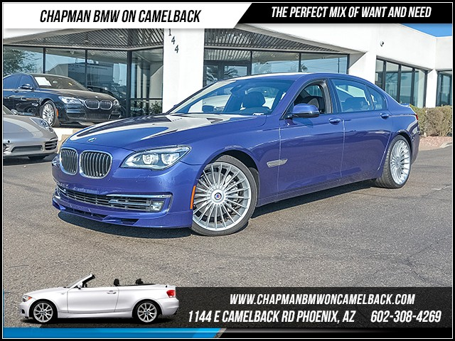 2014 BMW B7 ALPINA B7 LWB 33479 miles 6023852286 Chapman BMW on Camelback CPO Sales Event