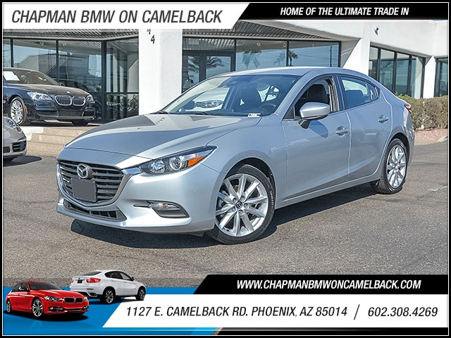 2017 Mazda Mazda3 Touring 475500 miles Wireless data link Bluetooth Cruise control 2-stage unlo