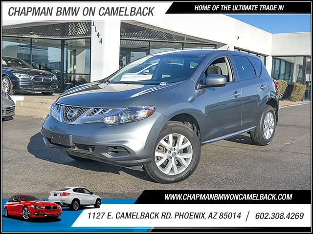 2014 Nissan Murano S 35947 miles Chapman Value Center on Camelback is specializing in late model
