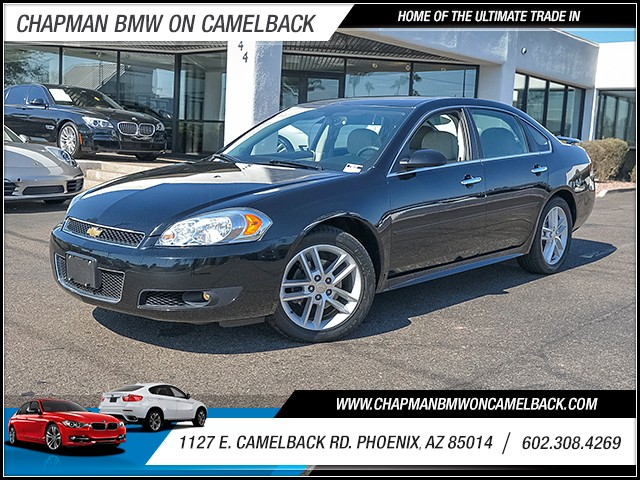 2016 Chevrolet Impala Limited LTZ 42538 miles Chapman Value Center on Camelback is specializing i