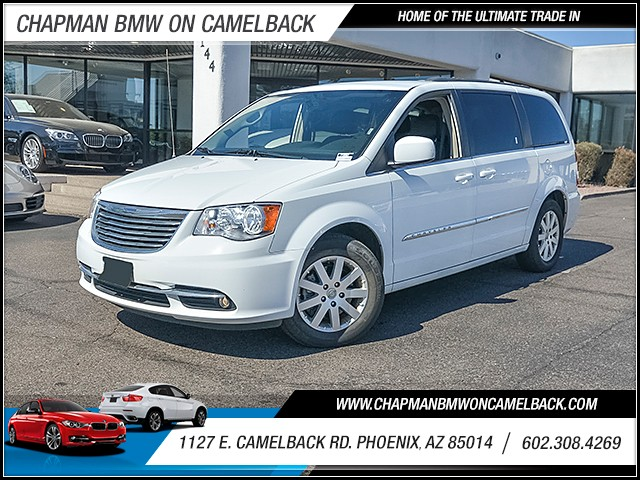 2015 Chrysler Town and Country Touring 35179 miles 6023852286 Chapman Value Center in Phoeni