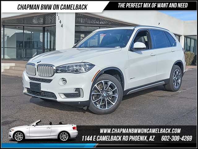 2017 BMW X5 sDrive35i 8746 miles 6023852286 Holiday Sales Event at Chapman BMW on Camelback