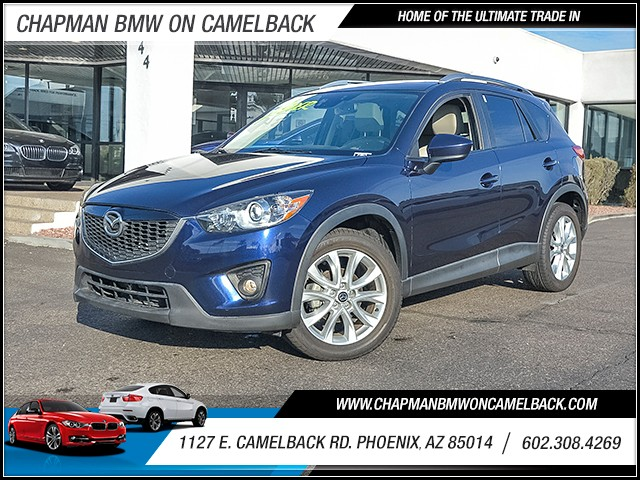 2014 Mazda CX-5 Grand Touring 60114 miles 6023852286 Chapman Value Center in Phoenix special