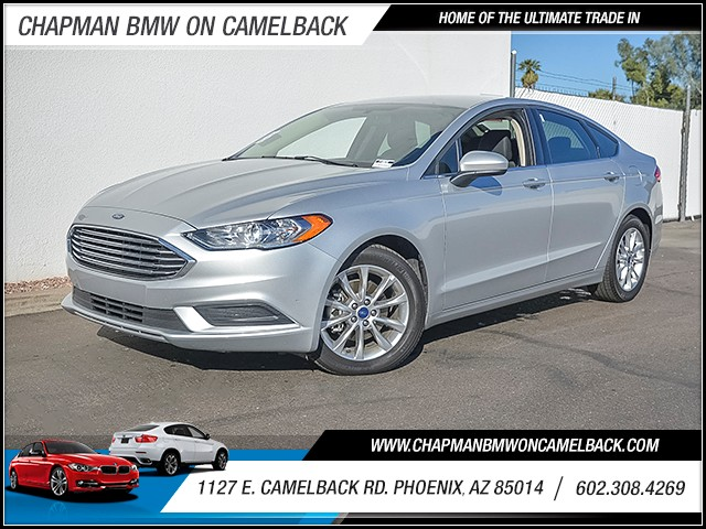 2017 Ford Fusion SE 21222 miles Chapman Value Center on Camelback is specializing in late model c