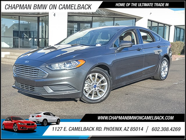 2017 Ford Fusion SE 25684 miles Phone voice operated Wireless data link Bluetooth Cruise contro