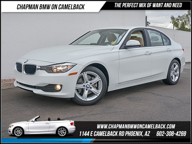 2014 BMW 3-Series Sdn 320i 21637 miles Driver assistance app roadside assistance Satellite commu