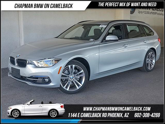 2017 BMW 3-Series Wgn 330i xDrive 6432 miles 1127 E Camelback Rd 6023852286 Under Constructio