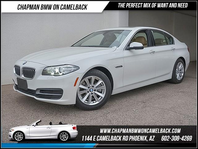 2014 BMW 5-Series 528i 20813 miles 1127 E Camelback Rd 6023852286 Under Construction Sales Ev