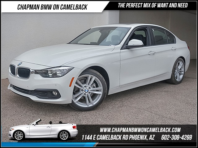 2017 BMW 3-Series Sdn 320i 6427 miles 6023852286 Holiday Sales Event at Chapman BMW on Came