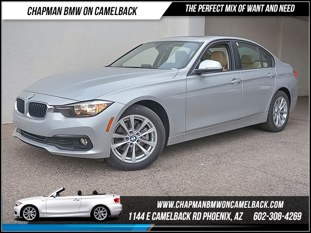 2017 BMW 3-Series Sdn 320i xDrive 6724 miles 6023852286 Holiday Sales Event at Chapman BMW