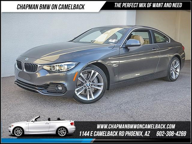 2018 BMW 4-Series 440i 8561 miles 1127 E Camelback Rd 6023852286 Under Construction Sales Eve